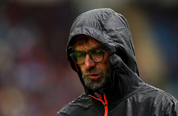 Ever seen Jurgen Klopp in a suit-and-tie during a game? (Photo by Jan Kruger/Getty Images)