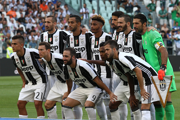 Juve have great depth this year, not to mention extremely talented players in the final third. (Photo via Getty Images)