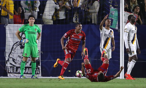 Dallas have outworked their more talented opponents so far in the MLS season. (Photo by Victor Decolongon/Getty Images)