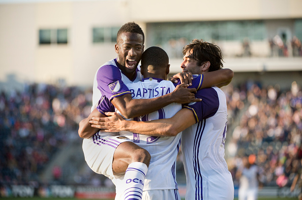 Orlando will have a tough going against United. (Photo by Kyle Ross/Icon Sportswire via Getty Images)