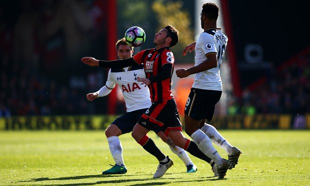 Eriksen had yet another quiet day against Bournemouth. (Photo by Charlie Crowhurst/Getty Images)