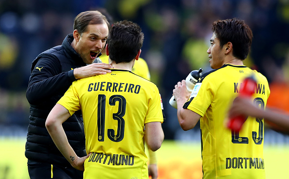 Tuchel has revered his summer signing since Guerreiro's arrival from Lorient. (Photo by Martin Rose/Getty Images)