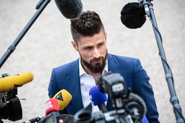 Giroud, however good when he's on form, simply is not good enough for Arsenal, if they hope to finish in a Champions League spot at the end of next season. (Photo by Aurélien Morrisard/IP3/Getty Images)