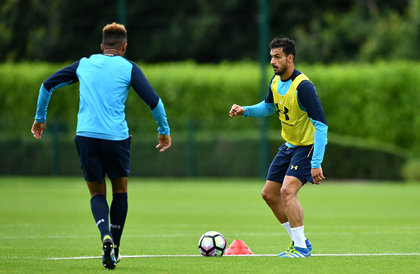 Chadli has declined in form since his arrival in 2013, and it would not surprise many to see him offloaded this summer. (Photo by Tottenham Hotspur FC/Tottenham Hotspur FC via Getty Images)