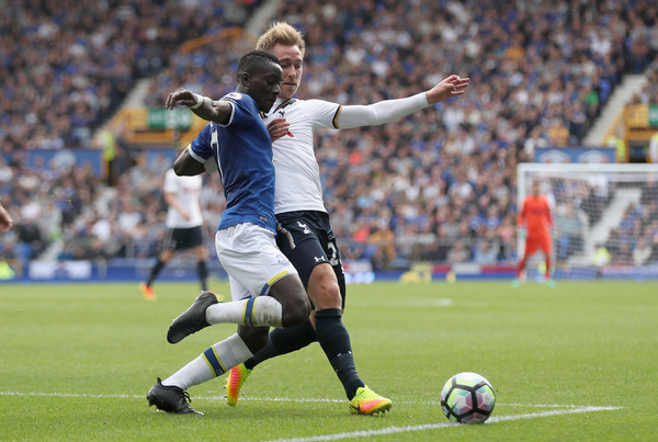 Christian Eriksen is among several Spurs players who needs to step up this week. (Photo by Chris Brunskill/Getty Images)
