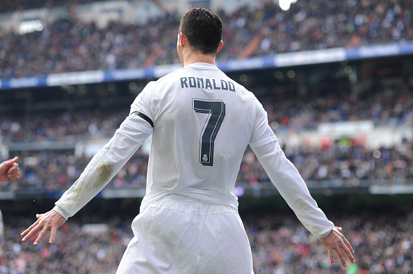 Ronaldo will want to have his shooting boots on for this one. (Photo: Getty Images)