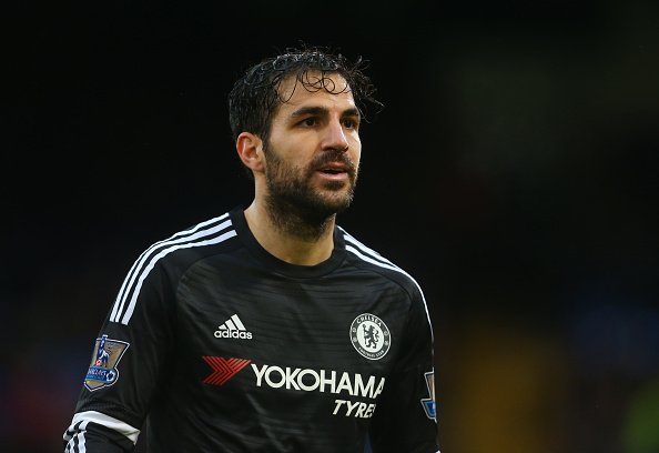 Cesc Fabregas was the best we've seen him be so far against Crystal Palace.