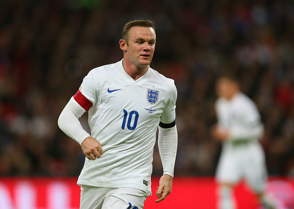 England's captain may be set for a different role at the Euros this summer. (Photo via Getty Images)