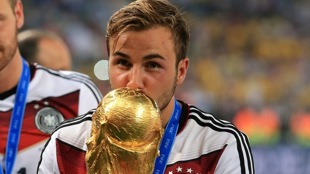 This World Cup winner is a must have especially since you can get him for, wait for it, $0.
