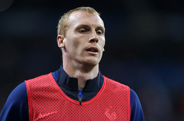 Mathieu has been putting in some scrappy performances for Barcelona lately. (Photo by Jean Catuffe/Getty Images)