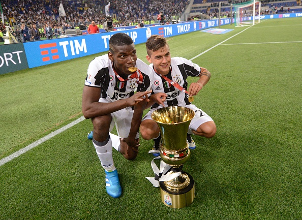 Talents such as Paul Pogba and Paulo Dybala are rare, if at all present, in the Serie A. (Photo by Silvia Lore/NurPhoto via Getty Images)